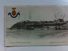Quebec and Citadel from Levis  No 883 W G Macfarlane JY 14 06 Quebec  BOATS RAIL