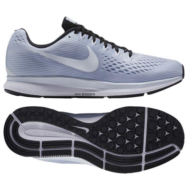 quality design 982d7 94975 Nike Air Zoom Pegasus 34 TB Mens Running Shoes 14 Pure Platinum Black  887009 002