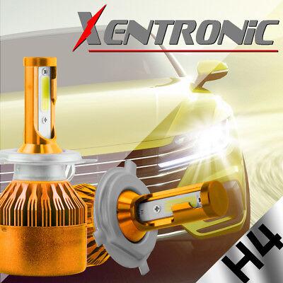 COB H4 HB2 9003 200W 20000LM Car LED Headlight Kit Hi//Lo Beam Power Bulbs 6500K