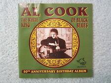 CD / AL COOK / THE WHITE KING OF BLACK BLUES / AUSTRIA / TOP RARITÄT /