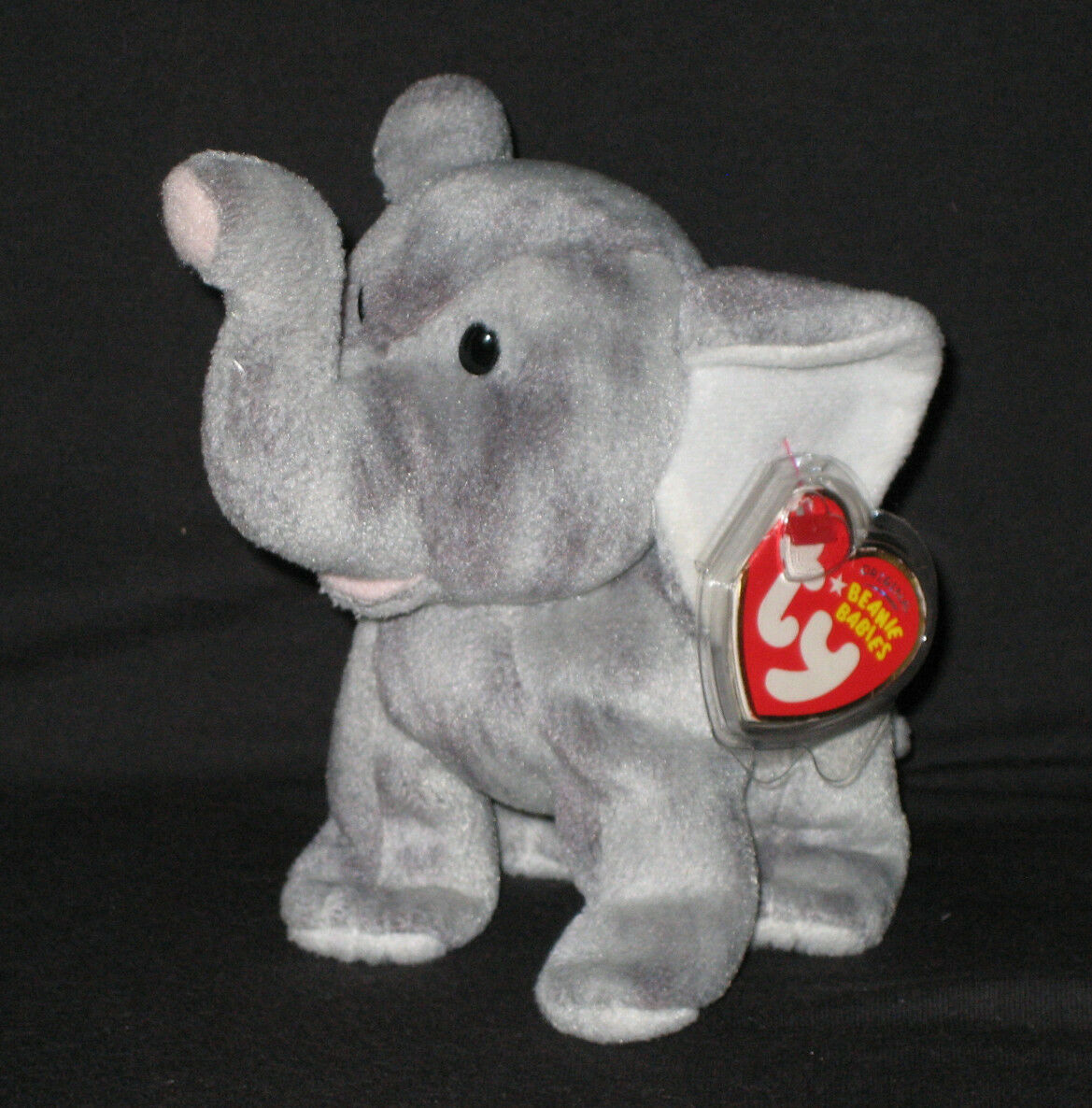 TY MAHILA   JADE the ELEPHANT BEANIE BABY - ST. LOUIS ZOO EXCLUSIVE - MINT TAG