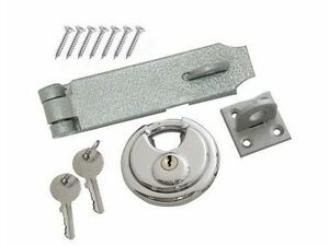 HASP-AND-STAPLE-HEAVY-DUTY-SECURITY-SET-70MM-DISC-ROUND-PADLOCK-2-KEYS