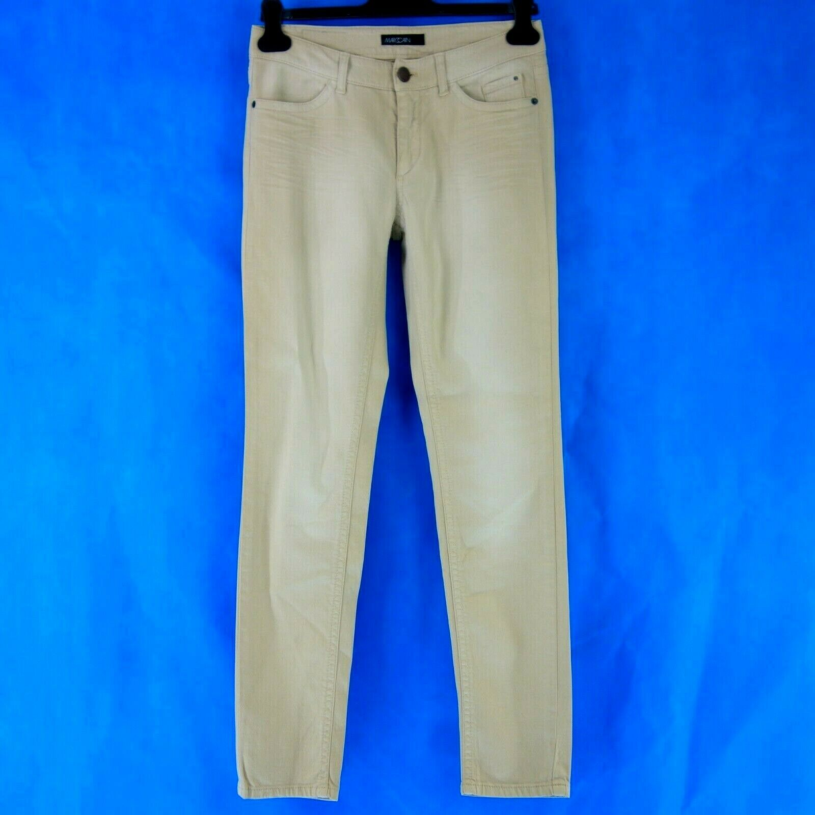MARC CAIN Damen Jeans Hose FC8277 N1 N3 34 38 Skinny Mid Rise Denim NP 189 NEU