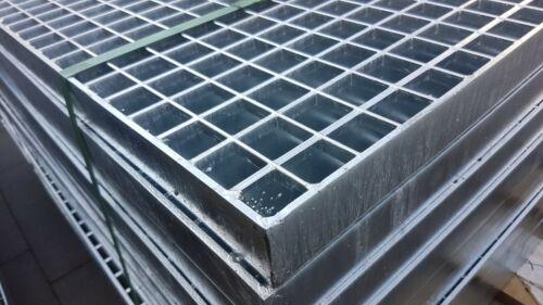 Industrie Gitterrost 1000x1000x 30//30 Tragstab 40//5mm befahrbar Schwerlastgitter