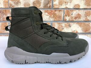 newest collection 6b6ef fa218 Image is loading Men-039-s-Nike-SFB-6-034-Leather-