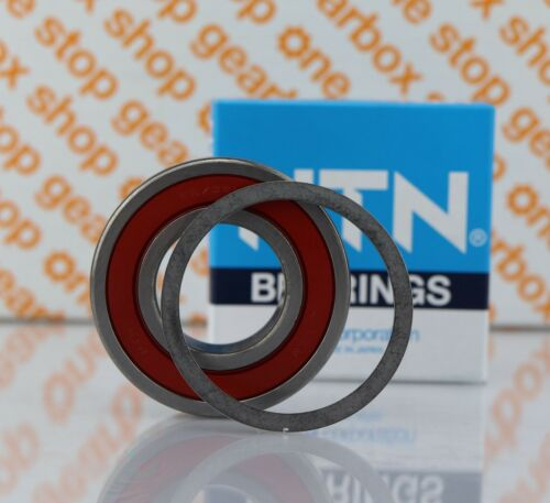 DCT 450 Dual Clutch transmission bearing and shim 62//32-2RS