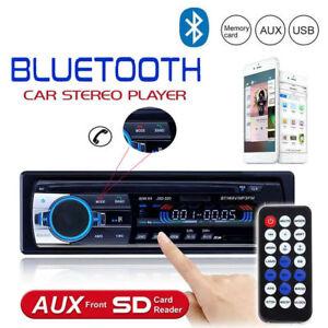 Autoradio-radio-de-coche-MP3-bluetooth-manos-libres-car-USB-SD-AUX-1DIN