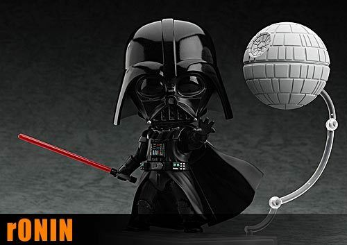 DARTH VADER - Star Wars NendGoldid 502 Good Smile Company NiB 100% Originale