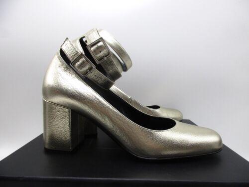 5 schoenen bruiloft Saint 5 leer hak 35 metallic 5 Laurent Babies 70 pumps srdCxhtQ
