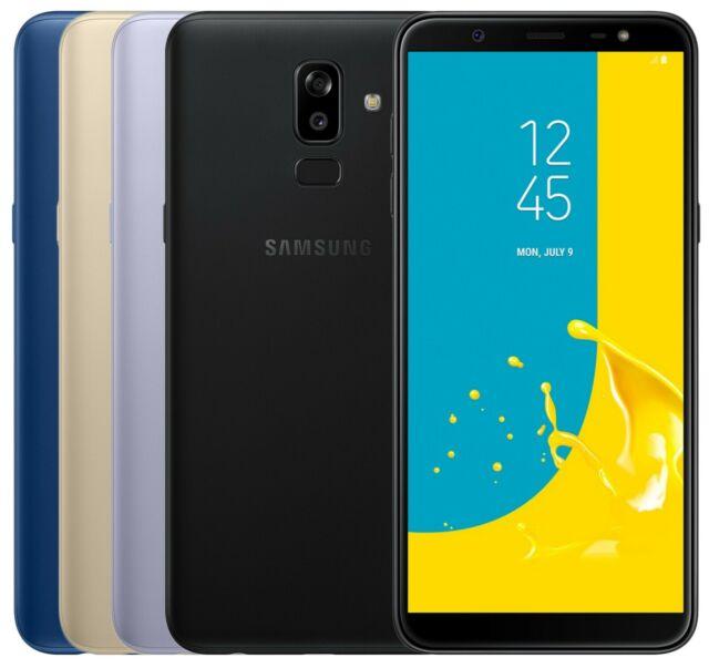 Samsung Galaxy J8 SM-J810F/DS Dual Sim (FACTORY UNLOCKED) 6 0