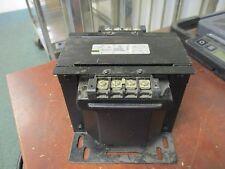 Hevi Duty Control Transformer E750 0750kva Pri 240480v Sec 120v Used