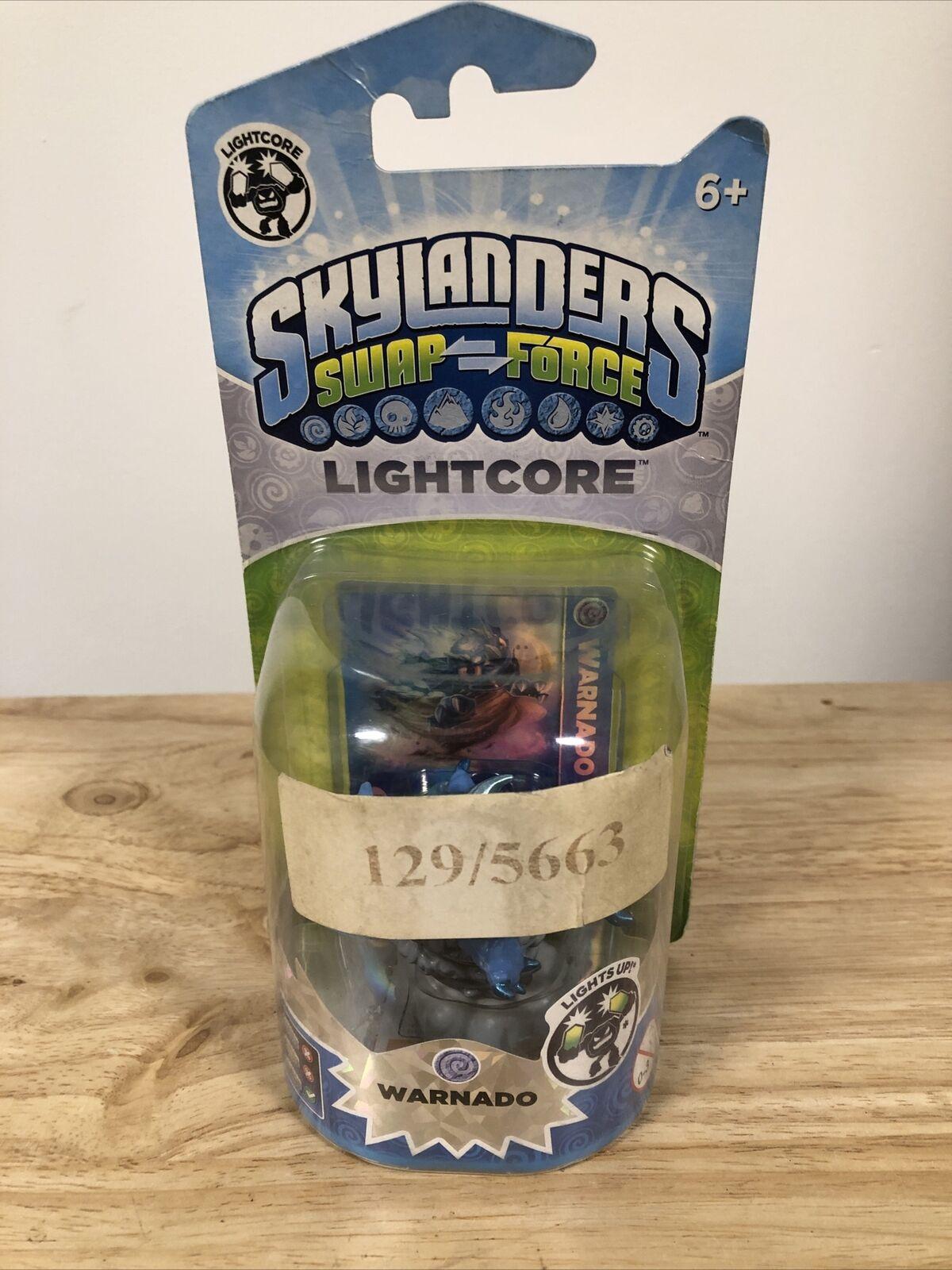 Skylanders Swap Force - Light Core Character Pack - Warnado (Xbox 360/PS3/Ninten
