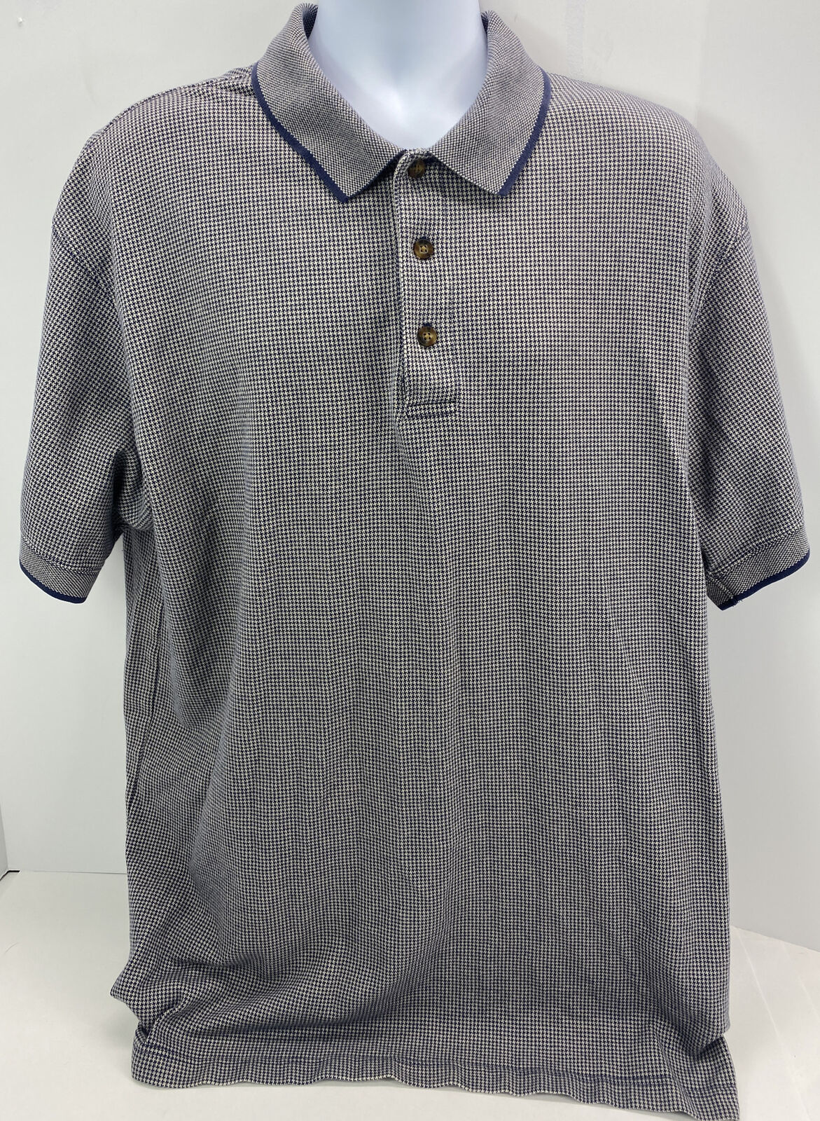 Woolrich John Rich and Bros Mens Size XL Tall Pol… - image 1