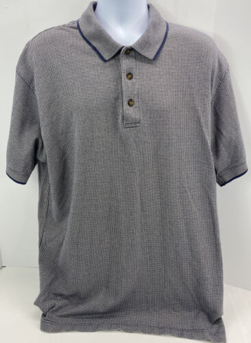 Woolrich John Rich and Bros Mens Size XL Tall Polo