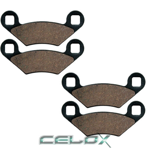 Front Brake Pads For Polaris Magnum 330 2X4 4X4 2003 2004 2005 2006