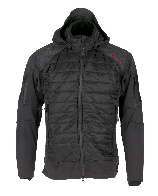 Carinthia ISG 2.0 Jacke schwarz Thermojacke Outdoor Multifunktionsjacke