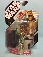 Star Wars 30th ROTJ C-3PO & Salacious Crumb W/ Stand #30 MOSC