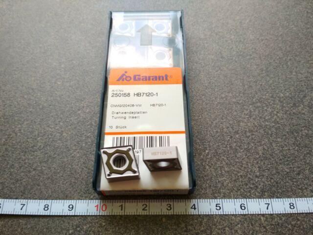 CNMG09T308 VS HB7035 Garant 10pcs CNMG 09T308 VS HB7035