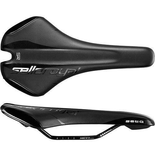 Selle Royal Performa Seta (Flat) Saddle Unisex