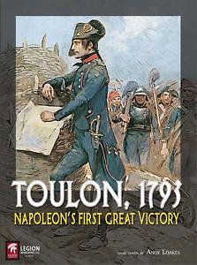 Toulon 1793  Napoleón primera gran victoria, nuevo