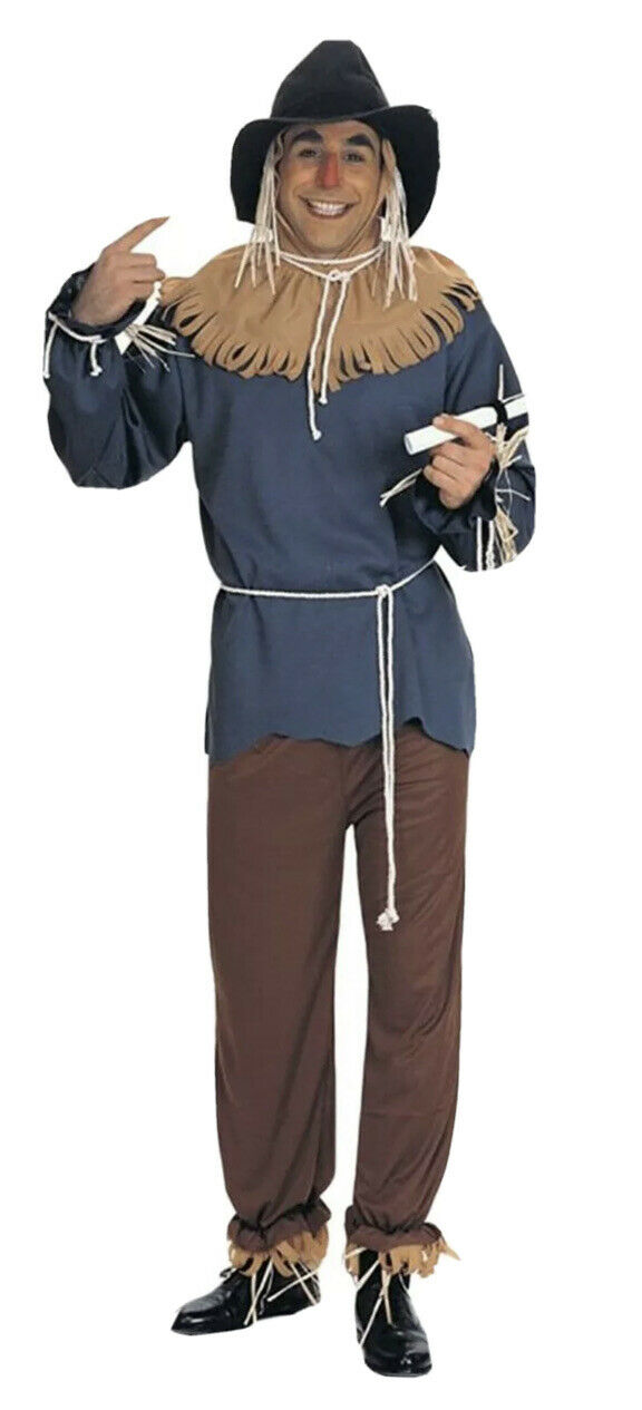 Wizard of Oz: Scarecrow Adult Costume