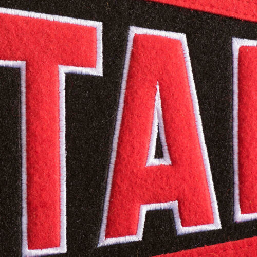 Utah Utes Embroidered and Wool College Pennant