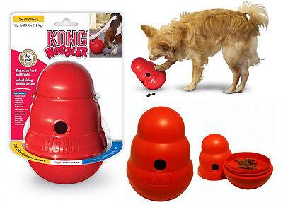 Kong Wobbler Treat Dispensing Dog Toy (2 Sizes)
