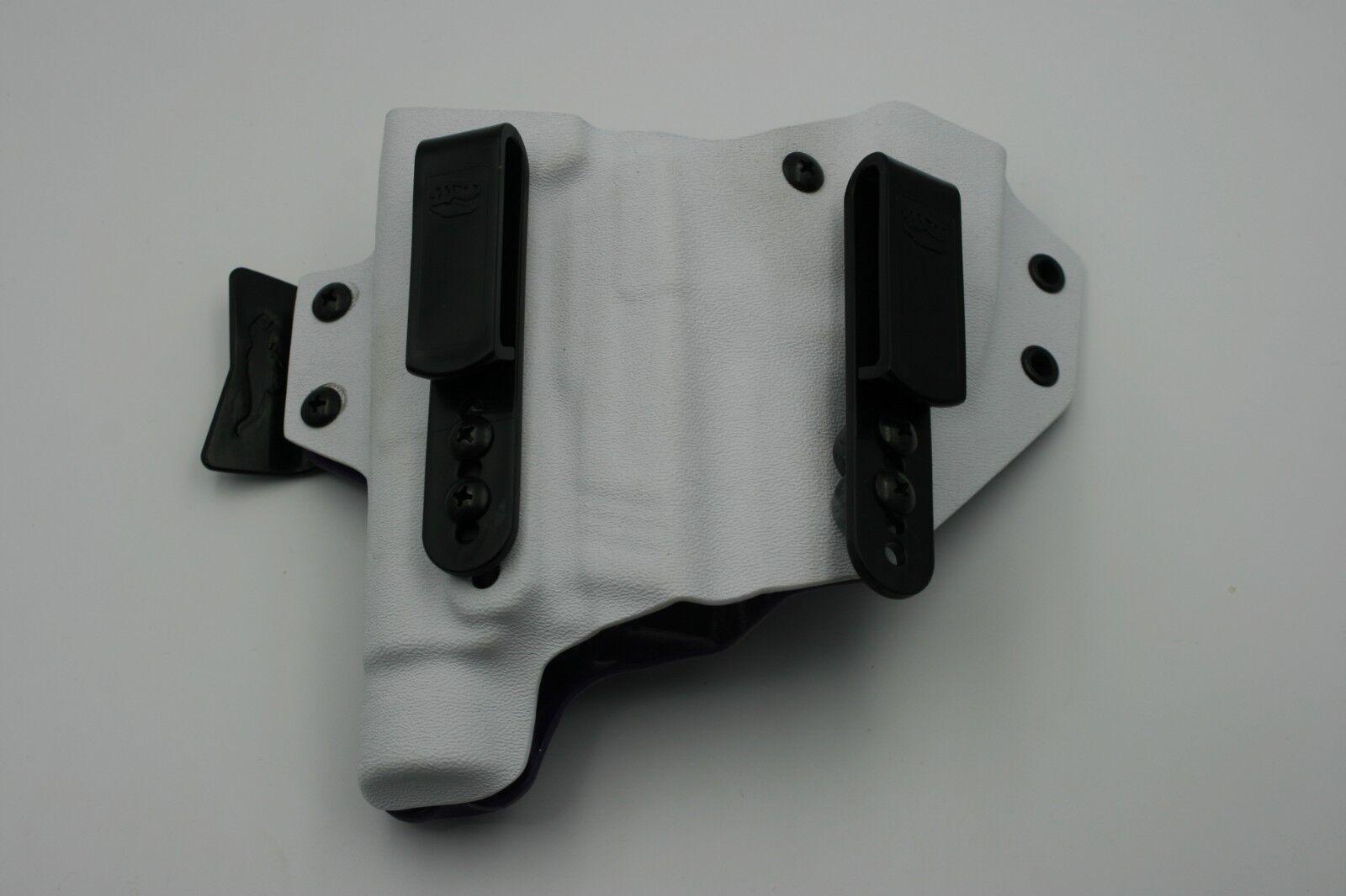 T. Rex Arms S&W M&P 4  M2.0 TLR-1 Sidecar (2nd) Funda apéndice Kydex