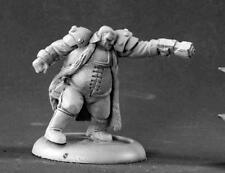 Phat Clark Gang Boss Miniature by Reaper Miniatures RPR 50112