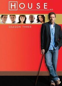House-Completa-Tercera-Temporada-Tres-3-3rd-DVD-2007-5-Discos-Nuevo-Sellado