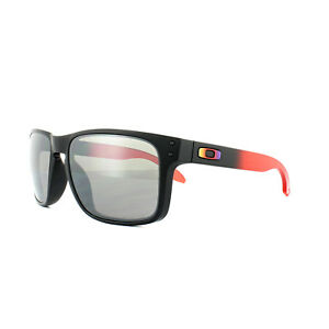 28c8cd0e19 Oakley Sunglasses Holbrook OO9102-D3 Ruby Fade Prizm Black Polarized ...