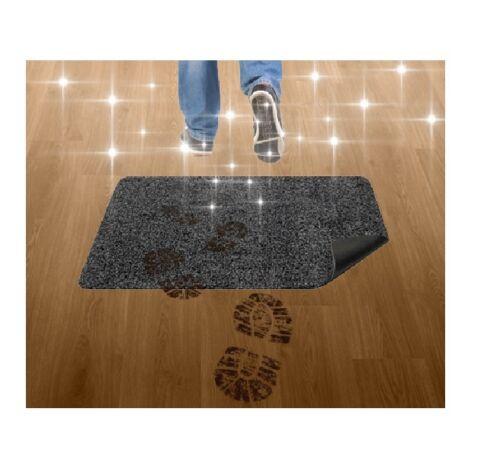 Super Absorbant Magic Door Mat Microfibre Clean Step Super