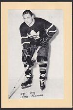 1945-1964 Beehive Group II 2 Hockey Fern Flaman Short Print Toronto Maple Leafs