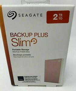 Seagate-2TB-Backup-Plus-Slim-Portable-External-Hard-Drive-USB-3-0-Pink-New