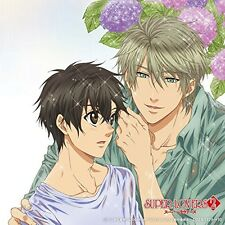 New SUPER LOVERS 2 Character Song Album My Precious CD DVD Japan
