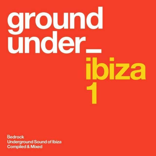 UNDERGROUND SOUND Of Ibiza 1 John Digweed 2CD 2014 Bedrock * NEW