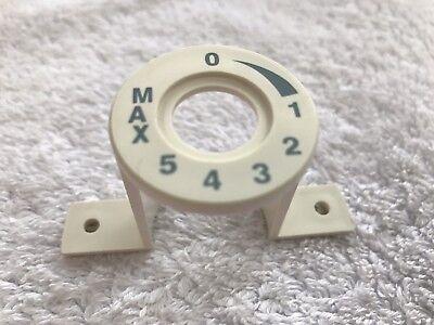 Potterton Profile 30E 40E 50E 60E 80E Boiler Control Knob Letter Post 213075