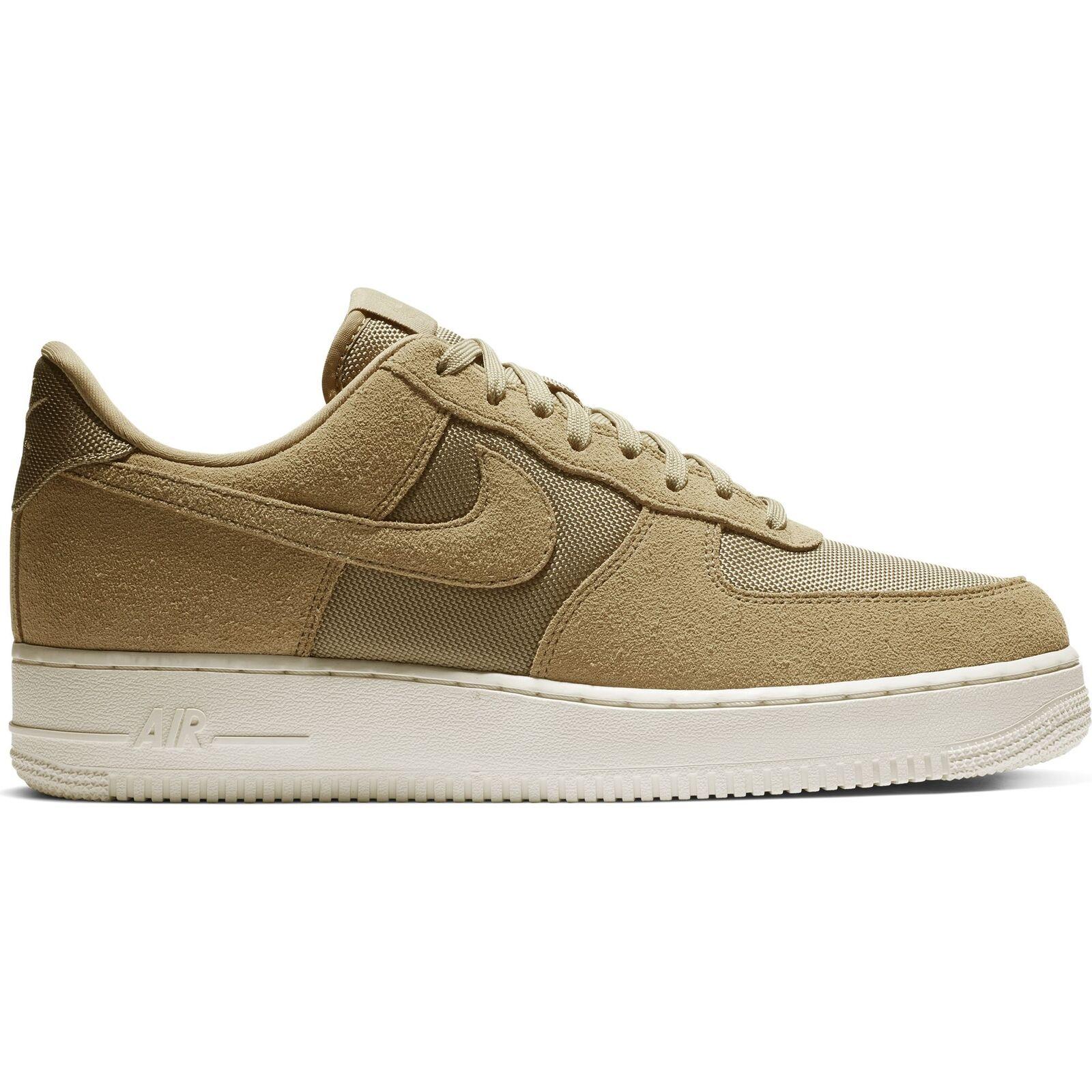 eed6ed5319 Nike Men's AIR FORCE '07 1 Low-cut Parachute Beige 1 Sneakers,  ntyjgt9683-Athletic Shoes