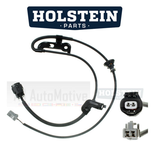 ABS Wheel Speed Sensor Wire Harness Rear Left fits 2007-2009 Toyota Camry ES350