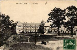 CPA-Champlitte-Le-Chateau-636654