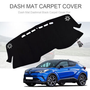 Xukey-Dash-Mat-Dashmat-Dashboard-Cover-For-Toyota-CHR-C-HR-2016-2019