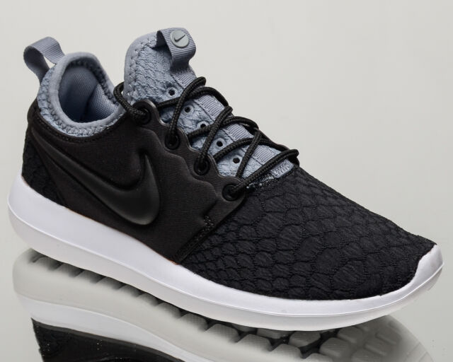 various colors 021c0 edaef Nike WMNS Roshe Two SE 2 women lifestyle sneakers NEW black grey 881188-001