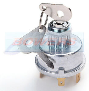 UNIVERSAL-TRACTOR-PLANT-IGNITION-SWITCH-FITS-MASSEY-FERGUSON-JCB-AS-LUCAS-35670