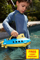Toys Submarine, Floats Great In The Bathtub & Pool 100% Recycled Plastic