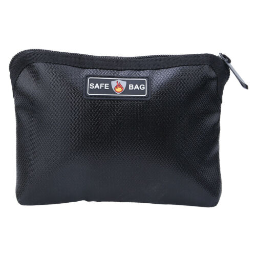 1Pcs Fireproof Explosionproof LiPo Battery Safe Bag Storage Safety Handbag Case❤