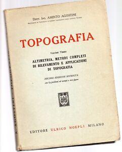 topografia-volue-terzo-dott-ing-aminto-agostini-hoepli-1959