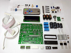 PGA2311-LCD-Volume-Remote-Control-Pre-Amplifier-DIY-KIT-with-Memory-Save-Feature