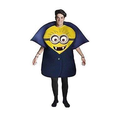 costume CATTIVISSIMO ME BATTY taglia L TRAVESTIMENTO CARNEVALE Minions 983213