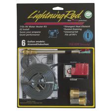 Electric RV Water Heater Conversion Kit LIGHTNING ROD 6 gallon Suburban/ Atwood