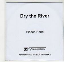 (GF615) Dry The River, Hidden Hand - DJ CD
